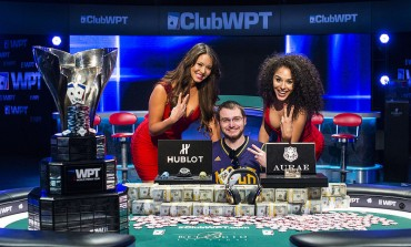 Kevin Eyster gana el WPT Five Diamond World Poker Classic
