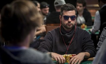 Richard Dubini con los amigos de Committed por el poker