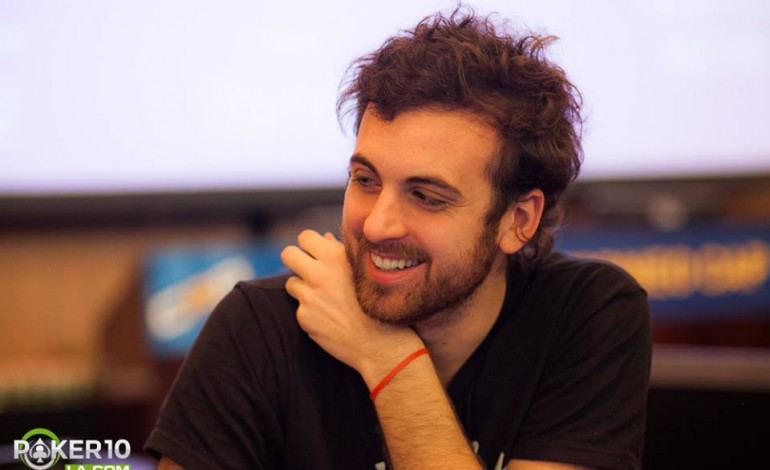 Franco Spitale, runner up del Evento 42-H de la WCOOP