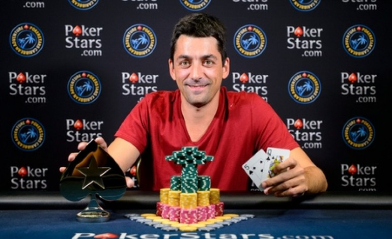 Marcelo Cudos se quedó con el $320 Thursday Thrill