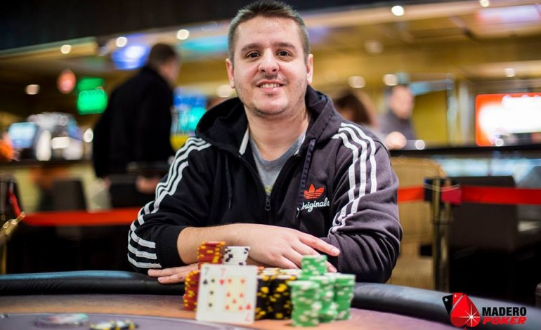 Jose Lesta en Committed por el Poker