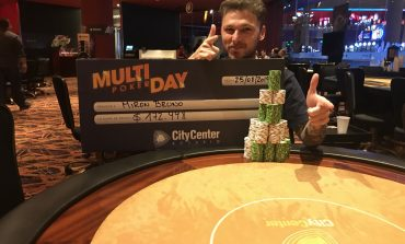 Bruno Miron gana el Multi Day Poker en Rosario