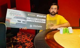 Andrés Moreno gana el Turbo Poker Card Power del City