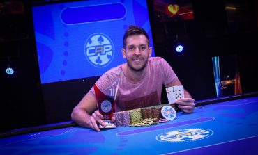 Marco Zévola ganó el Super High Roller en el City
