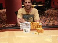 Emiliano Cantoli gana el Big Tuesday